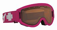 Spy+ Getaway Ski Goggle, Matte Raspberry