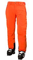 Helly Hansen Velocity Insulated skibukser, herre, orange
