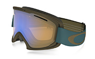 Oakley O2 XL, Copper Aurora Blue, HI Persimmon