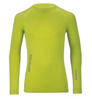 Ortovox Merino Competition Long Sleeve M, grøn