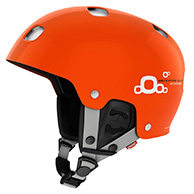 POC Receptor BUG Adjustable, skihjelm, orange