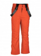 DIEL Eddy junior skibukser, orange