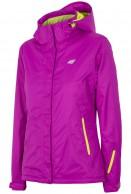 4F Emily skijakke, violet, dame