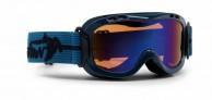 Demon Magic junior skigoggle, blå
