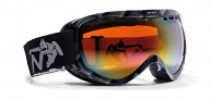 Demon Raptor skigoggle OTG, Carbon