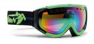 Demon Matrix skigoggle, Grøn