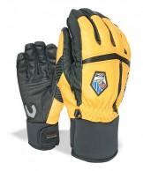 Level Off Piste Leather, handsker, orange