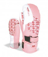 Level Junior Mitt, pink