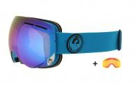 Dragon X1S Azure, Blue Steel