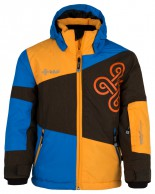 Kilpi Radolfo K drenge skijakke, blå