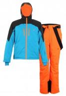 2117 of Sweden Syter, skisæt, herre, blå/orange
