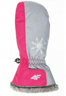 4F InnerTech junior skiluffer, pige, pink