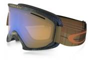 Oakley O2 XL, Aberdeen Copper Rohne, HI Persimmon