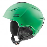Uvex p1us skihjelm, grøn