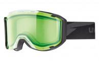 Uvex Snowstrike, skibriller, Glow Green