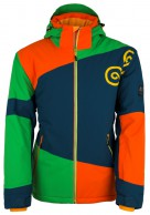 Kilpi Radolfo, snowboardjakke til mænd, Grøn
