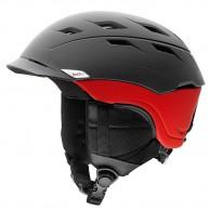 Smith Variance skihjelm, sort/rød