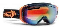 Demon Absolute skibriller, Blå/orange