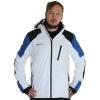 DIEL Méribel skijakke til mænd, hvid