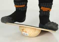 A-serve balancebræt/vippebræt