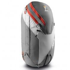 ABS Vario 24 Zip On, taske til lavinerygsæk, grå/orange