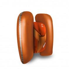 ABS Vario Base Unit w. velcro, inkl. zip-on taske - u. patron, grå