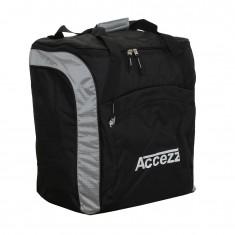 Accezzi Function, støvle- og hjelmtaske, sort