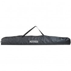 Accezzi Glacier skipose, 170cm, sort