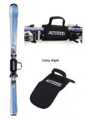Accezzi ski carrier