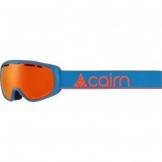 Cairn Buddy, skibriller, børn, mat blå orange