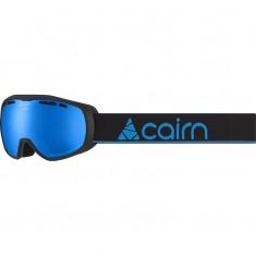 Cairn Buddy, skibriller, børn, mat sort blå
