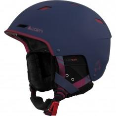 Cairn Equalizer, skihjelm, mat burgundy