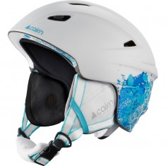 Cairn Profil, skihjelm, mat hvid