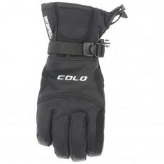 Cold Ischgl Gloves, skihandsker, sort