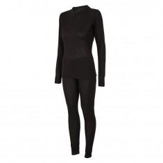 4F/Outhorn skiundertøj til damer, sort