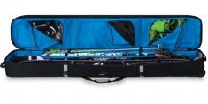 Dakine Concourse Double ski bag, 200 cm, sort