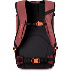 Dakine Womens Heli Pack 12L, burnt rose
