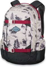 Dakine Womens Team Mission 25L, Annie Boulanger