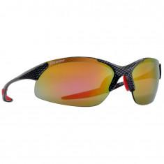 Demon 832 Dchange, solbriller, carbon rød