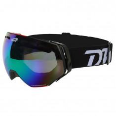 Demon Alpiner skibriller, sort/rød, Skisport.dk Edition