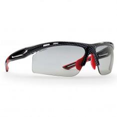 Demon Cabana Dchrom Cat 1-3 solbriller, carbon/rød