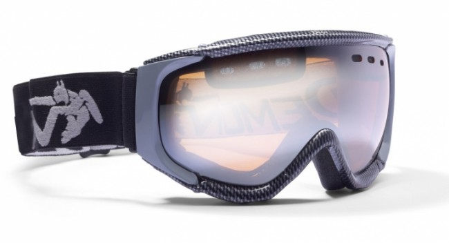Demon Matrix skigoggle, Carbon
