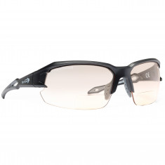 Demon Tiger, solbriller m. læsefelt, sort