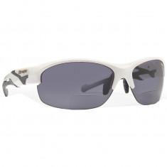 Demon Tour sportssolbriller, m. læsefelt, hvid