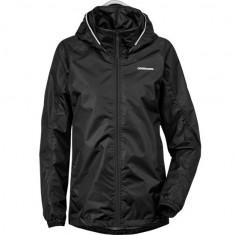 Didriksons Vivid Womens Jacket Black
