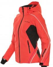 DIEL Daria skijakke, dame, rød