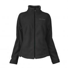 DIEL Microfleece jakke, dame, sort