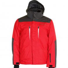 DIEL Sergio, skijakke, herre, rød