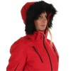DIEL Ski Spirit skidragt, dame, rød