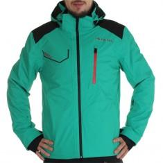 DIEL St. Anton skijakke til mænd, grøn